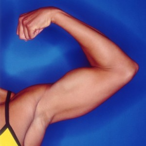 woman-arm-flexed